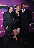 13 May 2019 - New York, New York - Michael Imperioli, Arielle Kebbel, Russell Hornsby at the Entertainment Weekly & People New York Upfronts Celebration at Union Park in Flat Iron.   <br /> CAP/ADM/LJ<br /> ©LJ/ADM/Capital Pictures