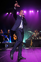 HOLLYWOOD FL - JANUARY 30 : Jon Secada performs at Hard Rock Live held at the Seminole Hard Rock Hotel & Casino on January 30, 2013 in Hollywood, Florida.  Credit: mpi04/MediaPunch Inc. /NortePhoto