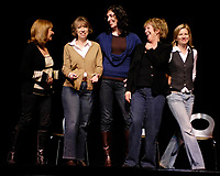 Toronto (ON), November 14, 2007 - Women Fully Clothed media preview at Winter Garden Theatre in Toronto. This hilarious sketch comedy show captures life of five renowned Canadian comedy artists - Rboin Duke, Jayne Eastwood, Kethryn Greenwood, Debra McGrath, Teresa Pavlinek, as they see it.