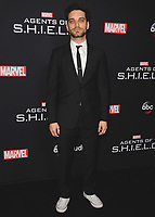 "HOLLYWOOD - FEBRUARY 24:  Jeff Ward at 100th Episode Celebration of ABC's ""Marvel's Agents of S.H.I.E.L.D.""  at OHM Nightclub on February 24, 2018 in Hollywood, California.(Photo by Scott Kirkland/PictureGroup)"