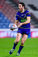 Picture by Alex Whitehead/SWpix.com - 08/02/2018 - Rugby League - Betfred Super League - Huddersfield Giants v Warrington Wolves - John Smith's Stadium, Huddersfield, England - Warrington's Stefan Ratchford.