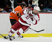 Mike Kramer (Princeton - 21), Eric Kroshus (Harvard - 10) - The Princeton University Tigers defeated the Harvard University Crimson 2-1 on Friday, January 29, 2010, at Bright Hockey Center in Cambridge, Massachusetts.