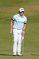 Paul Dunne (IRL) on the 10th, round 2 of the Portugal Masters, Dom Pedro Victoria Golf Course, Vilamoura, Vilamoura, Portugal. 25/10/2019<br /> Picture Andy Crook / Golffile.ie<br /> <br /> All photo usage must carry mandatory copyright credit (© Golffile | Andy Crook)