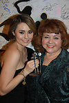 """Days of our Lives Jillian Clare """"Abigail Deveraux"""" wins the Indie Award for best use of music for Miss Behave. She placed almost all the music for the second season of Miss Behave. Jillian and Patrika Darbo were both nominated.We Love Soaps presents The 3rd Annual Indie Soap Awards on February 21, 2012 at the New World Stages, New York City, New York.  (Photo by Sue Coflin/Max Photos)"""