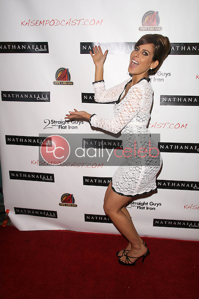 Kerri Kasem<br /> at the Nathanaelle Fashion Show, Celebrity Center, Hollywood, CA&gt; 10-13-10<br /> David Edwards/DailyCeleb.com 818-249-4998