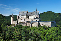 Grand Duchy of Luxembourg, Vianden: Vianden castle
