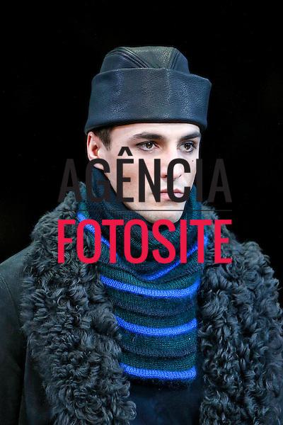 Giorgio Armani<br /> <br /> Milao Masculino- Inverno 2015<br /> <br /> <br /> foto: FOTOSITE