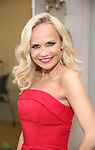 backstage during the Opening Night of Kristin Chenoweth - 'My Love Letter To Broadway'  at the Lunt-Fontanne Theatre on November 2, 2016 in New York City.