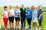 GOLF: Getting ready to play in the Federation of County Kerry Golf Club at Castlegregory Golf Club on Saturday l-r: Mick Clifford (Castleross Golf Club), Eddie Hannafin (Federation Secretary),Donal O'Reilly (Castleross Golf Club) and Sean O'Connor (Federation).