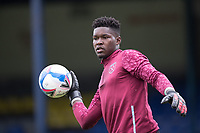 Joseph Anang, West Ham U21's during Southend United vs West Ham United Under-21, EFL Trophy Football at Roots Hall on 8th September 2020