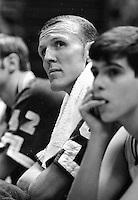 Oakland Oaks Gary Bradds..(1969 photo/Ron Riesterer)