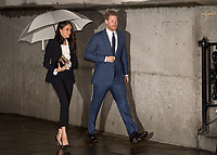 Meghan MARKLE & Prince HARRY attend the Endeavour Fund Ceremony - 01.02.2018