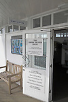 Quirky amusement arcade attractions 'The Under the pier show' invented by Tim Hunkin,  Southwold pier, Suffolk, England