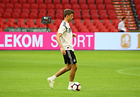 Thomas Mueller (Deutschland Germany) - 12.10.2018: Abschlusstraining der Deutschen Nationalmannschaft vor dem UEFA Nations League Spiel gegen die Niederlande