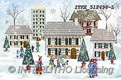 Isabella, CHRISTMAS LANDSCAPES, WEIHNACHTEN WINTERLANDSCHAFTEN, NAVIDAD PAISAJES DE INVIERNO, paintings+++++,ITKE512498-L,#xl#
