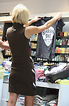 4-28-09.Paris Hilton shopping at Kitson on Robertson blvd with her sister Nicky Hilton ...ABILITYFILMS@YAHOO.COM.805-427-3519.WWW.ABILITYFILMS.COM