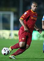 22-09-2010 Brescia italia sport calcio<br /> Serie A Tim 2010-2011  <br /> Brescia-Roma<br /> nella foto Adriano<br /> foto Prater/Insidefoto