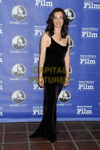 "Ayelet Zurer.27th Annual Santa Barbara Film Festival Opening Night Premiere of ""Darling Companion"" held at the Arlington Theatre, Santa Barbara, California, USA..January 26th, 2012.SBFF full length black dress.CAP/ADM/BP.©Byron Purvis/AdMedia/Capital Pictures."