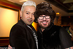 Ike Avelli Chistmas Show NYC Celebrity  Hair Stylist Mark De Alwos