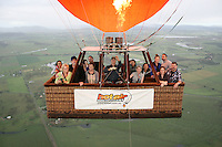 20130206 February 06 Hot Air Balloon Gold Coast
