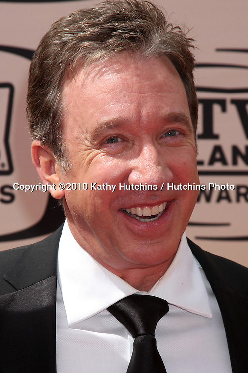 Tim Allen.arrives at the 2010 TV Land Awards.Sony Studios.Culver City, CA.April 17, 2010.©2010 Kathy Hutchins / Hutchins Photo...