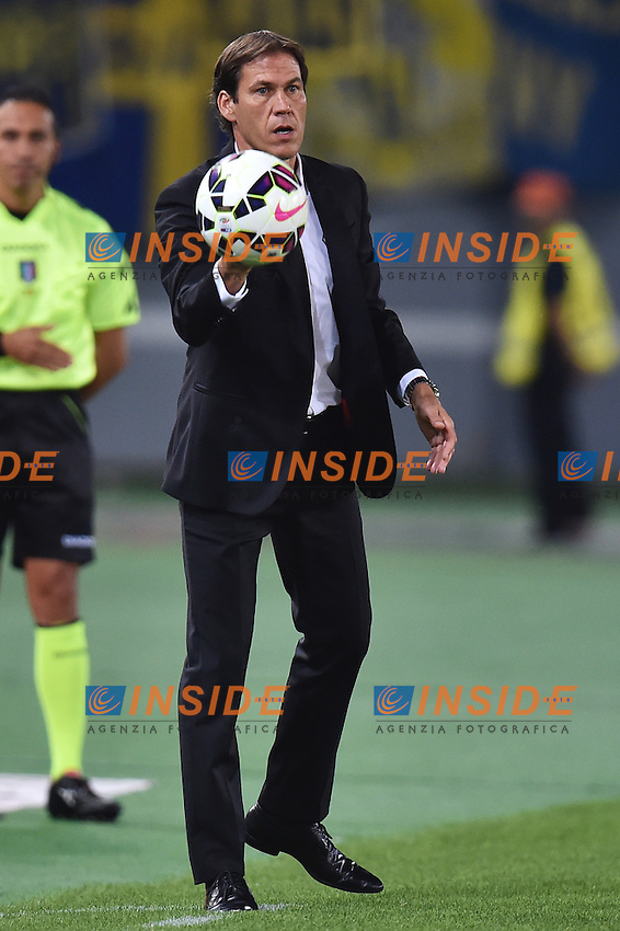 Rudi Garcia Roma <br /> Roma 27-09-2014 Stadio Olimpico, Football Calcio Serie A AS Roma - Hellas Verona. Foto Andrea Staccioli / Insidefoto
