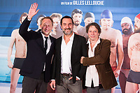 Le Grand Bain Movie Premiere in Brussels - Belgium