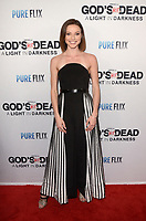 "LOS ANGELES - FEB 20:  Jennifer Cipolla at the ""God's Not Dead:  A Light in Darkness"" Premiere at the Egyptian Theater on February 20, 2018 in Los Angeles, CA"