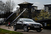 for Motoring - BMW 320d photographed at Glasgow Green - picture by Donald MacLeod 17.04.08