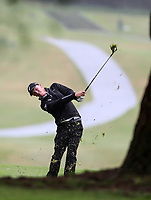 Kerry Mountcastle during his semi final match v Mako Thompson. New Zealand Amateur Championship, Wairakei Golf Course and Sanctuary, Taupo, New Zealand, Saturday 3 November 2018. Photo: Simon Watts/www.bwmedia.co.nz