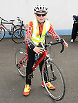 Josh Finlay who took part in the Glyde Rangers annual sponsored cycle in Tallinstown. Photo: Colin Bell/pressphotos.ie