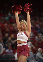 NWA Democrat-Gazette/ANDY SHUPE<br /> Arkansas Florida International Saturday, Dec. 1, 2018, during the second half of play in Bud Walton Arena. Visit nwadg.com/photos to see more photographs from the game.
