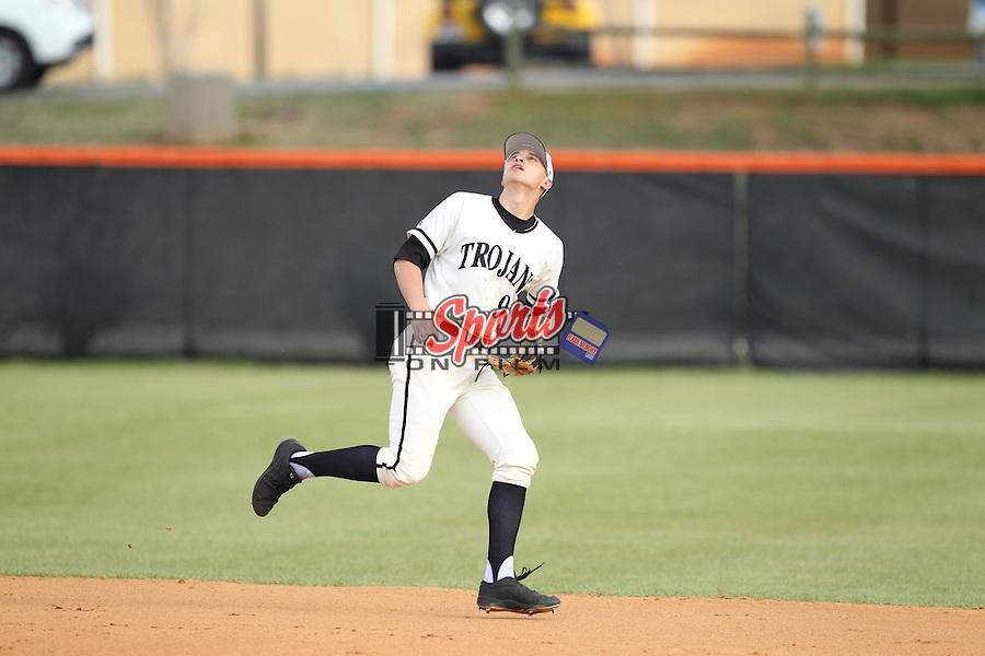 on March 7, 2012 in Kannapolis, North Carolina.  (Brian Westerholt / Sports On Film)