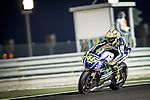doha. qatar. 23.03.2014. qatar grand prix race. motogp valentino rossi