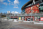 Arsenal Emirates Stadium, Highbury and Islington, London, England