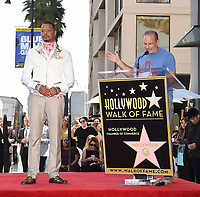 HOLLYWOOD - SEPTEMBER 24: Terrence Howard and Dito Montiel attend the Hollywood Walk of Fame ceremony for Terrence Howard on September 24, 2019 in Hollywood, California. (Photo by Frank Micelotta/Fox/PictureGroup)