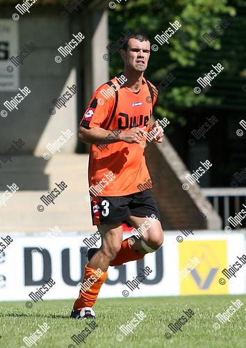 2010-09-05 / Seizoen 2010-2011 / Voetbal / Willebroek-Meerhof / Geert De Wilde..Foto: mpics