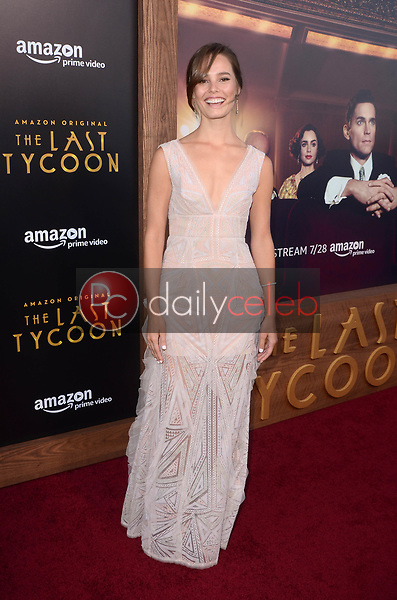 "Bailey Noble<br /> at ""The Last Tycoon"" Red Carpet Premiere Screening, Harmony Gold Theater, Los Angeles, CA 07-27-17<br /> David Edwards/DailyCeleb.com 818-249-4998"