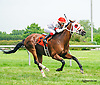 Master Zeus winning at Delaware Park on 6/23/15
