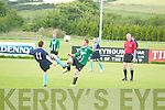 Spa Road v Rattoo.Rovers in their Greyhound.Bar KO Cup semifinal.at Mounthawk.Park on Friday.night.