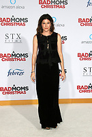 WESTWOOD, CA - OCTOBER 30: Kathryn Hahn, at Premiere Of STX Entertainment's 'A Bad Moms Christmas' At The Regency Village Theatre in Westwood, California on October 30, 2017. Credit: Faye Sadou/MediaPunch