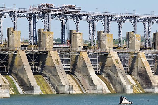 Hydroelectric pumped storage power plant in Dubasari, Moldova