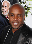 """HOLLYWOOD, CA. - April 12: Barry Bonds arrives to the """"Death At A Funeral"""" Los Angeles Premiere at Pacific's Cinerama Dome on April 12, 2010 in Hollywood, California."""