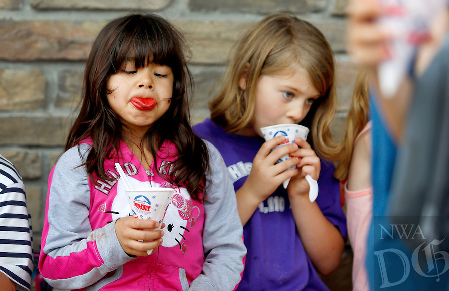 NWA Media/JASON IVESTER --06/05/2014--<br />