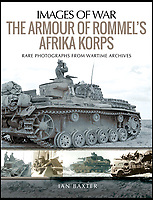 BNPS.co.uk (01202 558833)Pic:    Pen&Sword/BNPS<br /> <br /> The book cover.<br /> <br /> Fascinating rare photos of Rommel's feared Afrika Korps which terrorised the Allies in the desert have come to light in a new book.<br /> <br /> Under the direction of legendary German commander Field Marshal Erwin Rommel, who was nicknamed the Desert Fox, the corps were recognised as a superb fighting machine.<br /> <br /> They achieved their greatest triumph when they outmanoeuvred the British at the Battle of Gazala in June 1942 which led to them capturing Tobruk in Libya.<br /> <br /> But they were ultimately defeated in the iconic Battle of Alamein when they succumbed to an offensive led by Field Marshal Bernard Montgomery.