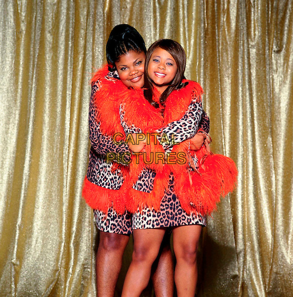 MO'NIQUE IMES JACKSON & COUNTESS VAUGHN.in The Parkers.Ref: FB.www.capitalpictures.com.sales@capitalpictures.com.Supplied by Capital Pictures