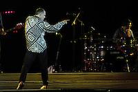 Veracruz, Veracruz, M&eacute;xico .- Concierto de Miguel Bose en el Carnaval de Veracruz.<br /> 12 febrero del 2013.<br /> (&copy;KoralCarballo/NortePhoto)