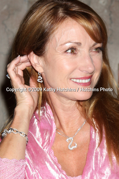 "Jane Seymour  arriving at the Opening Night of ""Legally Blonde"" at the Pantages Theater in Hollywood, CA  on August 14,  2009 .©2009 Kathy Hutchins / Hutchins Photo."