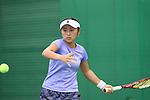 Misaki Doi (JPN), <br /> JULY 13, 2016 - Tennis : <br /> Training <br /> for Rio Olympic Games in Tokyo, Japan. <br /> (Photo by YUTAKA/AFLO SPORT)