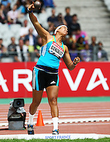 Misleidis Gonzalez at the Samsung Diamond League. Paris,France Friday, July  16, 2010. photo by Errol Anderson.